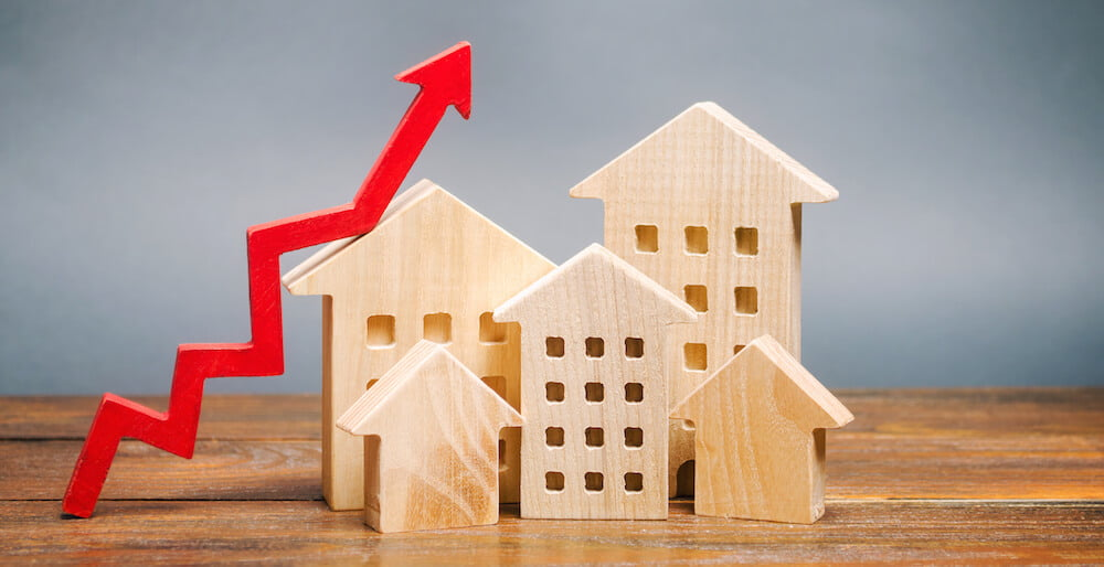 iLENDi - House prices surge